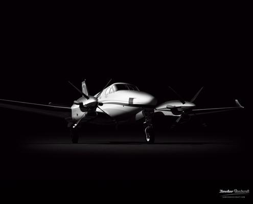 King air c90 gtx feature
